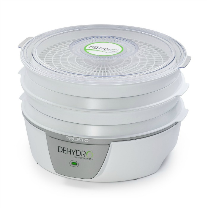 Presto Electric Food Dehydrator Just $36.50! Down From $60!