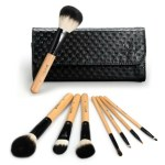 8-Piece Make Up Brush Set with Travel Pouch Just $6.99! Down From $11!