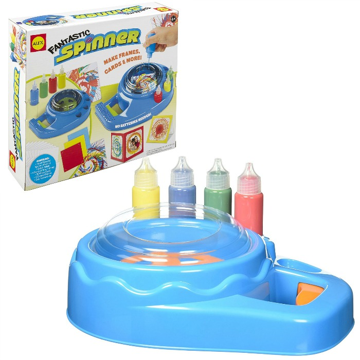 ALEX Toys Artist Studio Fantastic Spinner Just $11.08! Down From $30!