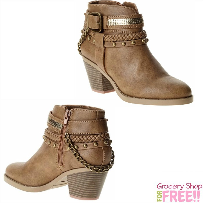 """Sugar """"Takedown 2"""" Casual Booties Just $24.97! Down From $69!"""