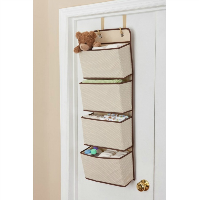 Delta 4 Pocket Hanging Organizer Just $7.09!