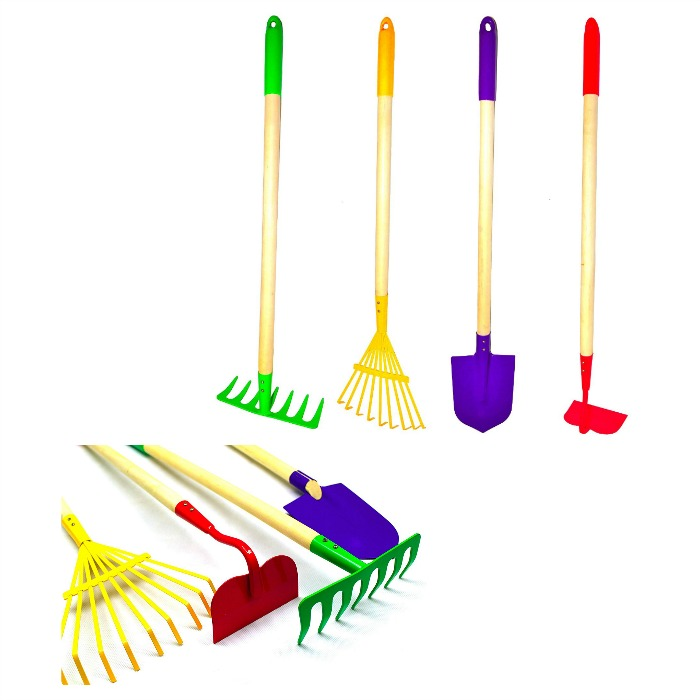 JustForKids Garden Tools Set Just $10.88! Down From $19!
