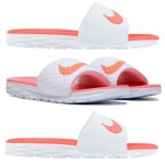 Nike Benassi Women's Slide Sandals Only $17.50! Down From $35!