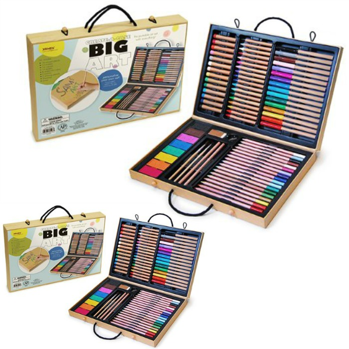 Xonex Big Art Set Just $6.55! Down From $32!