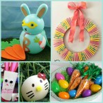 20 DIY Easter Decorations And Crafts!