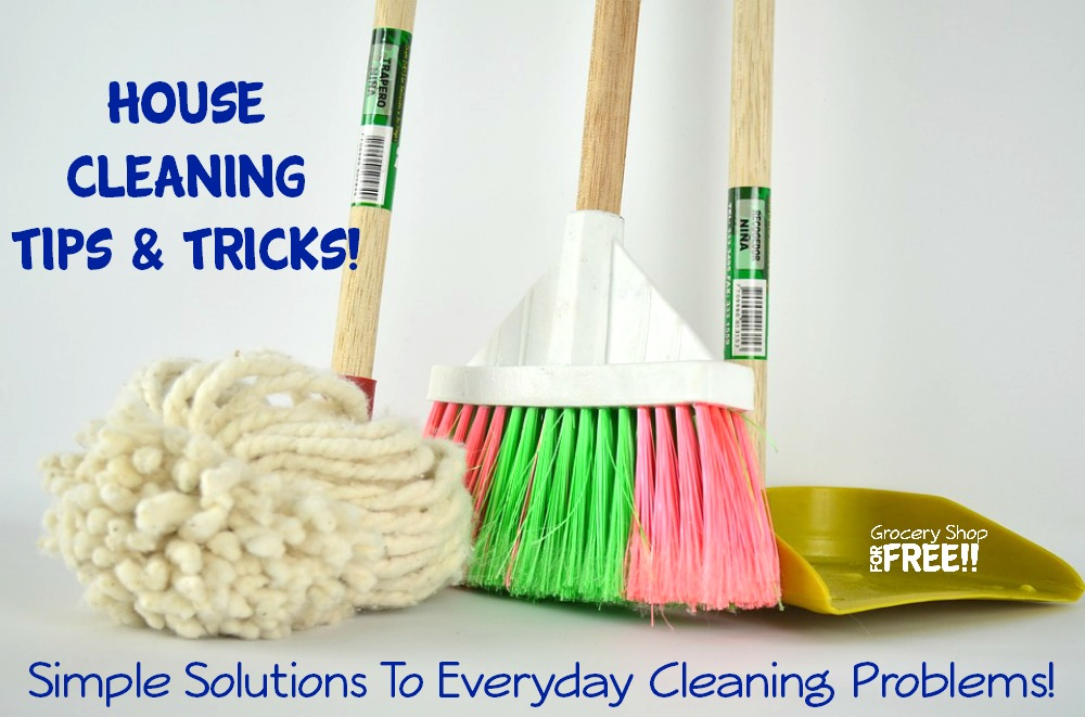 House Cleaning Tips Tricks