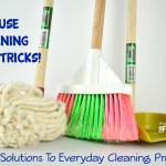 House Cleaning Tips & Tricks!