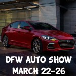 Win Tickets To The DFW Auto Show!  PLUS Grand Prize $150!