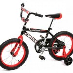 16″ Kids BMX Bike With Training Wheels Just $69.99! Down From $175! PLUS FREE Shipping!
