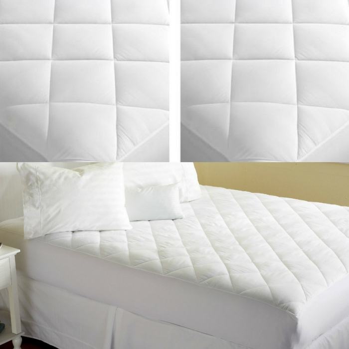 Home Design Mattress Pads Just $14.99! Down From $50!