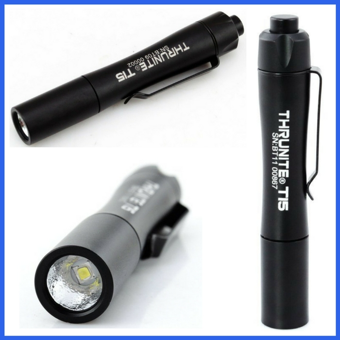 ThruNite Compact LED Penlight Just $13.95!
