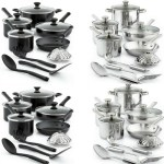 Tools Of The Trade 13-Piece Cookware Set Just $39.99! Down From $120! Limited Time Only!