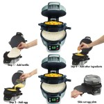 Hamilton Beach Breakfast Burrito Maker Just $15.49! Down From $40!