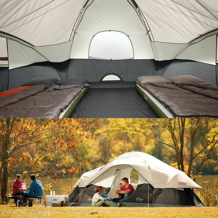 Coleman 8-Person Red Canyon Tent Just $83.38! Down From $140! PLUS FREE Shipping!