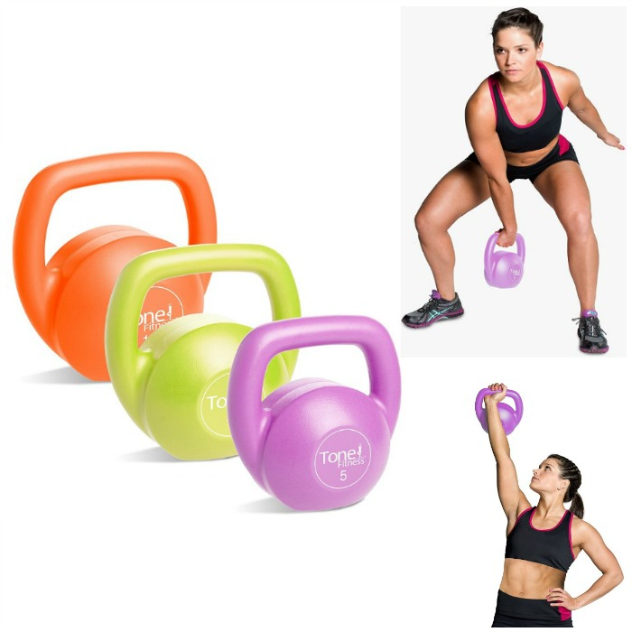 Kettlebells Just $3.99 & Up!  65% Off!