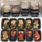 Reusable Meal Prep Food Containers 10-Pack Just $11.99! Down From $25! PLUS FREE Shipping!