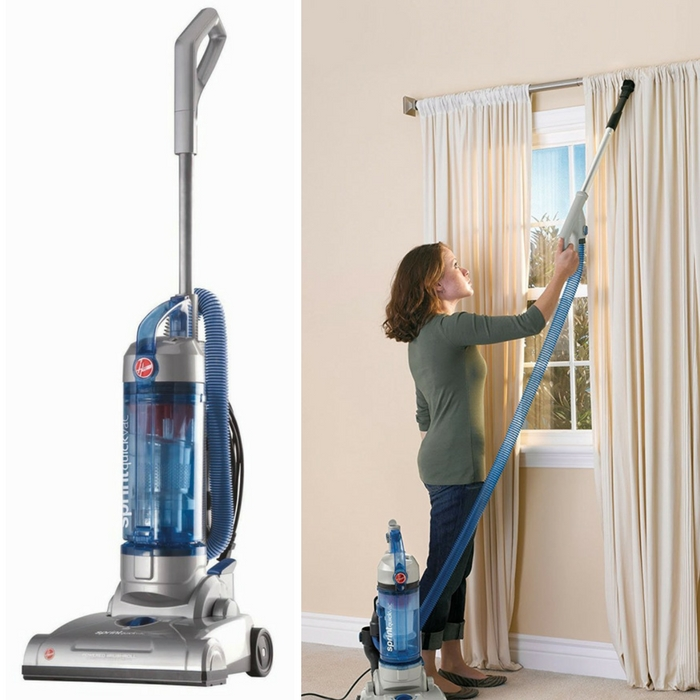 Hoover Sprint QuickVac Bagless Vacuum Just $41.99! Down From $80! PLUS FREE Shipping!