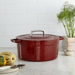 Martha Stewart Cast Iron Casserole Dish Just $39.99! Down From $180! PLUS FREE Shipping!