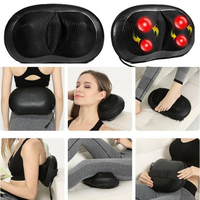 Shiatsu Massage Pillow Just $19.99! Down From $35!