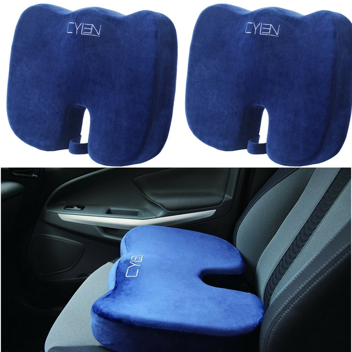 Foam Bamboo Orthopedic Seat Cushion Just $26.97! Down From $70!