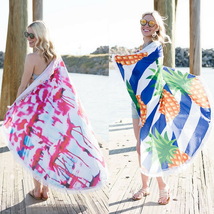 Beach Blankets Just $21.95! Down From $35! PLUS FREE Shipping!
