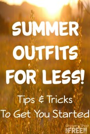 Summer Outfits For Less!