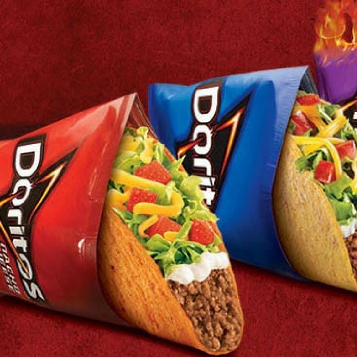 FREE Doritos Locos Taco!