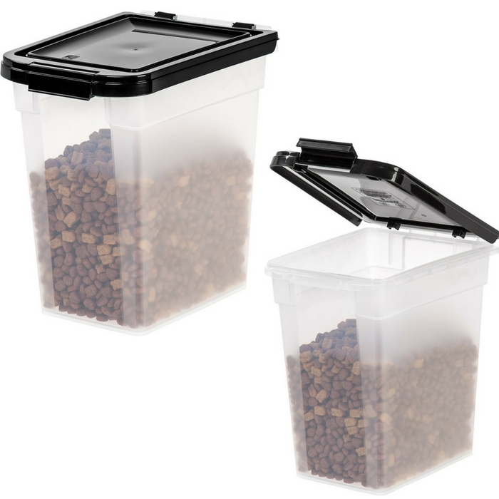 Nesting Airtight Pet Food Container Just $3.93!