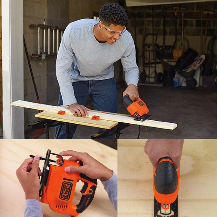 Black & Decker Jig Saw Just $22.99! Down From $56!