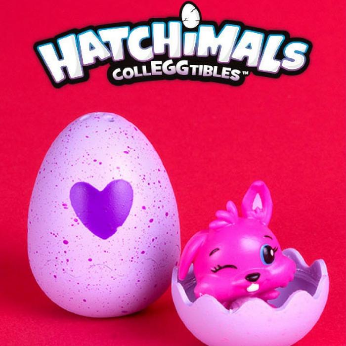 FREE Hatchimals CollEGGtibles First Hatch Event!