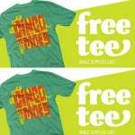 FREE T-Shirt At Moe's Southwest Grill! May 5 Only!