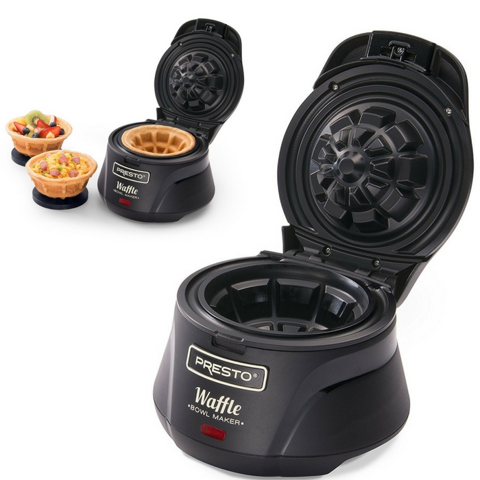 Belgian Waffle Bowl Maker Just $19.76! Down From $46!