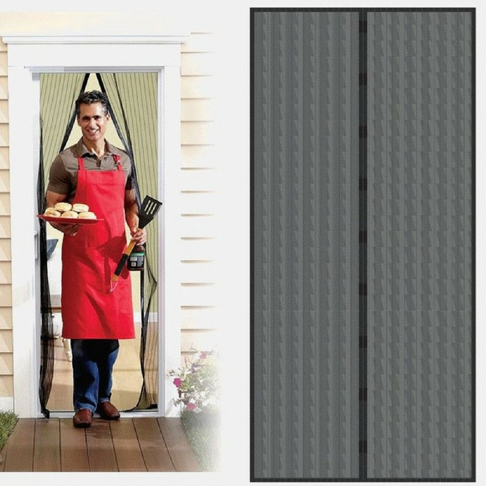 Auto Magnetic Screen Door Just $7.99! Down From $25! PLUS FREE Shipping!