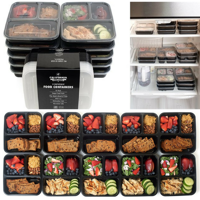 Bento Food Container Set Just $8.99! Down From $29!