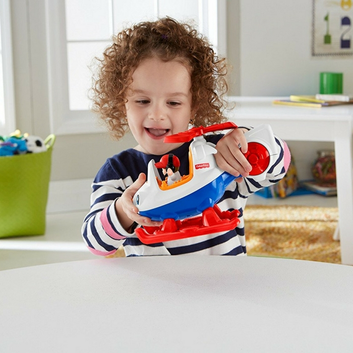 Fisher-Price Little People Helicopter Just $14.99! Down From $38!
