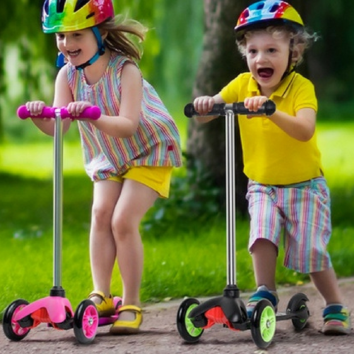 Kids' 3-Wheel Scooter Just $27.99! Down From $80!