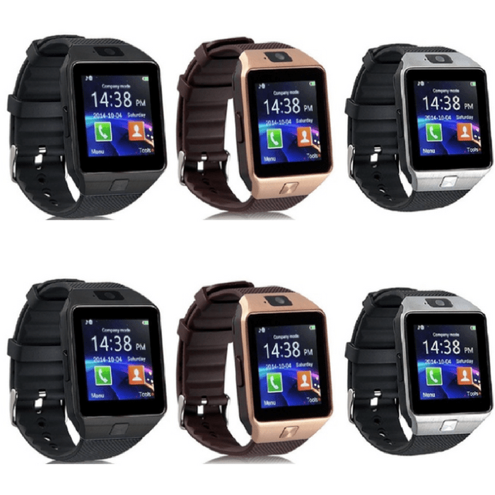 Smartwatch With Bluetooth Camera Just $18! Down From $267!