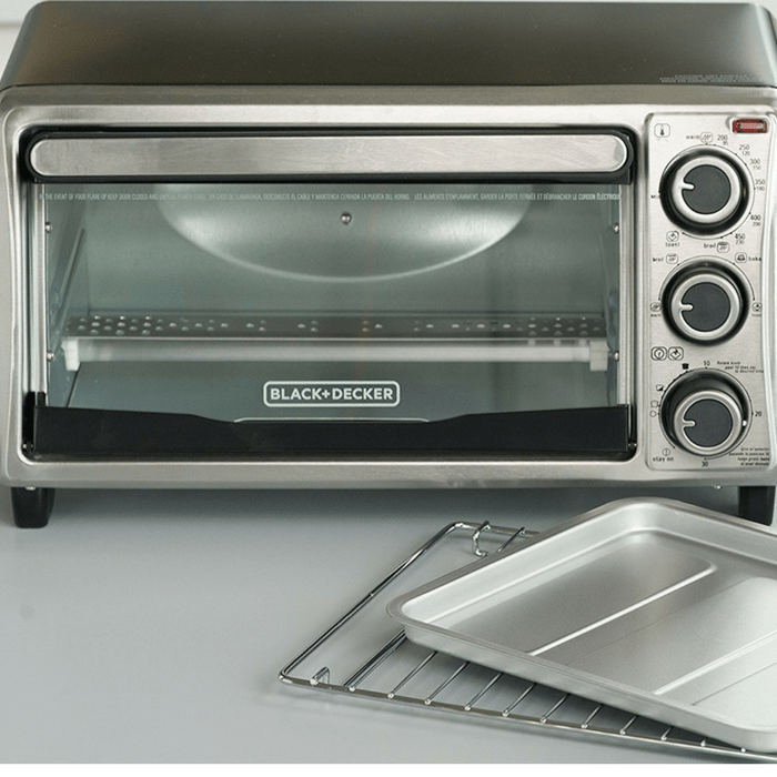 Black & Decker Toaster Oven Just $19.99! Down From $30!