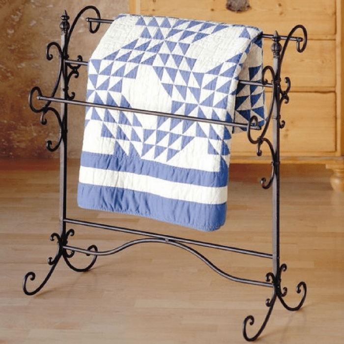 SEI Iron Blanket Rack Just $26.13! Down From $60! PLUS FREE Shipping!