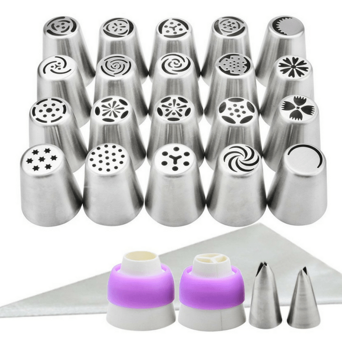 44-Piece Cake Decorating Kit Just $17.99! Down From $40!