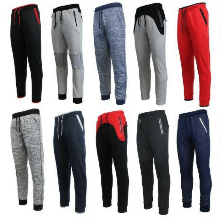 Men's Slim-Fit Knit Joggers  Just $8.99! Down From $60! PLUS FREE Shipping!