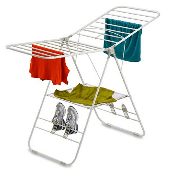 Heavy-Duty Gullwing Folding Drying Rack Just $19.99! Down From $45!