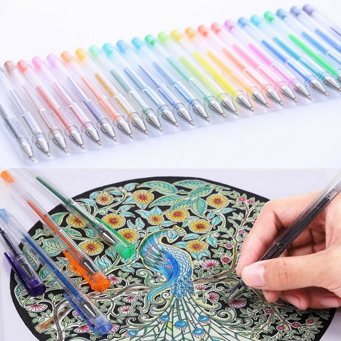 Smart Colors Gel Pens 140-Count Just $17.99! Down From $70!