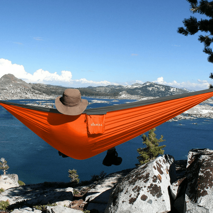 Portable Camping Hammock Just $15.88! Down From $70!