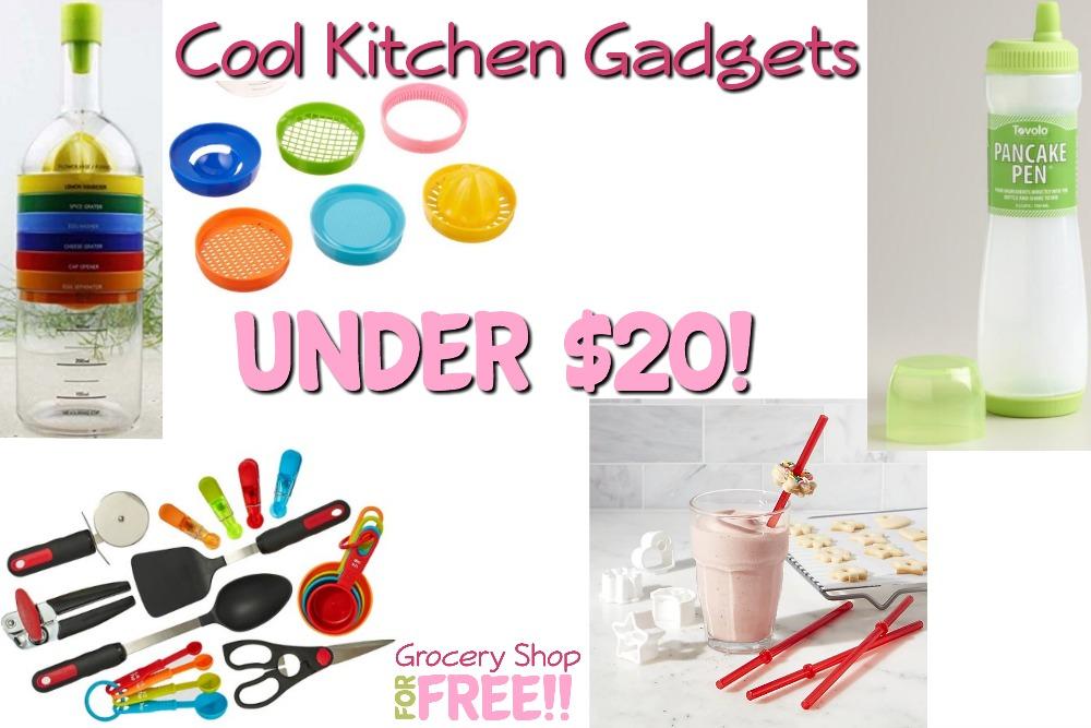 10 Must Have Cool Kitchen Gadgets Under $20!