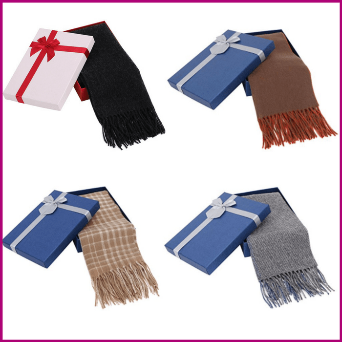 Cashmere Winter Scarf Gift Set Just $24.14! Down From $46!