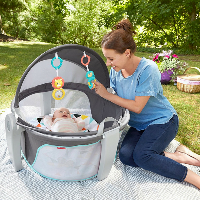 Fisher-Price On-The-Go Baby Dome Just $34.84! Down From $70! PLUS FREE Shipping!