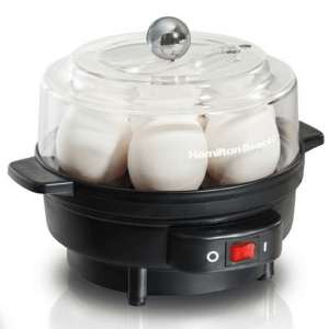 Hamilton Beach Egg Cooker Just $6.69! Down From $25!