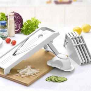 Mandoline Vegetable Slicer Just $17.99!