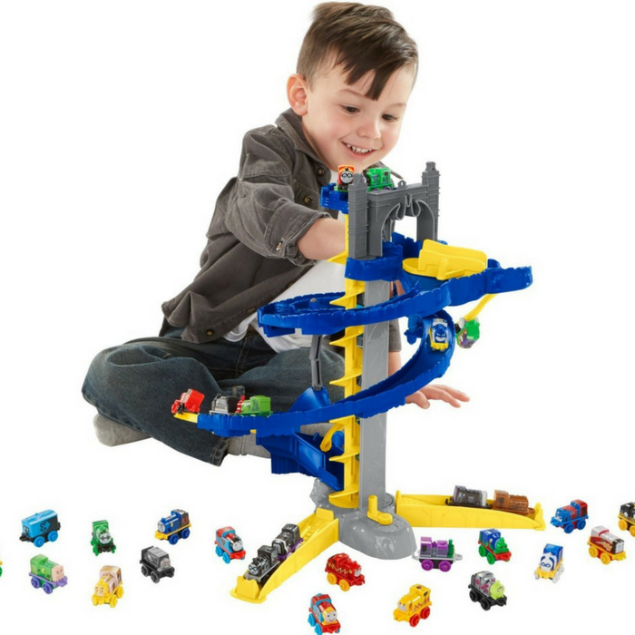 Fisher-Price Thomas & Friends Batcave Train Playset Just $17.78! Down From $27!